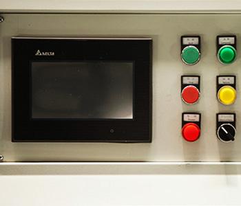 料斗式金属压块打包机控制柜