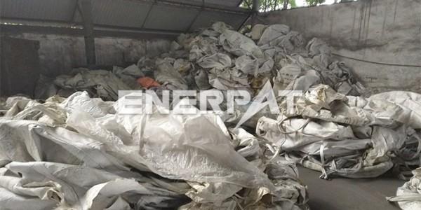 废吨包袋脏乱难处理?吨包袋清洗线助力回收收益高