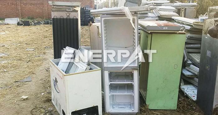 冰箱破碎机