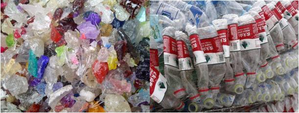 废塑料原料图1