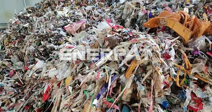 纸厂垃圾破碎机