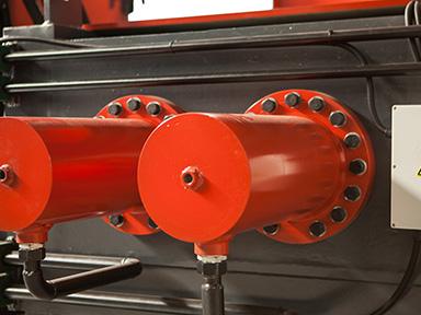 金属压块打包机(料斗式)细节4
