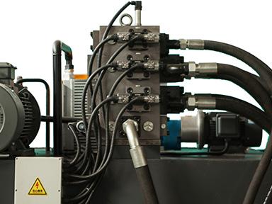 金属压块打包机(料斗式)细节5