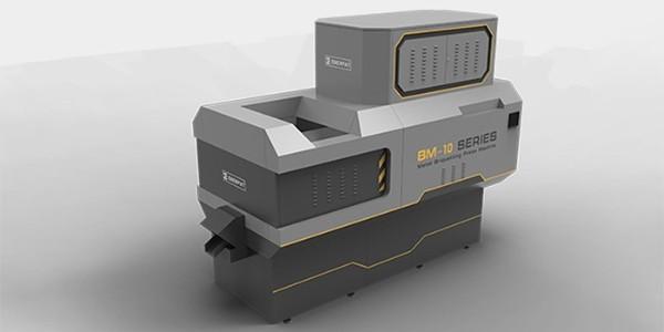 金属屑压块机工作原理是什么?解析全自动金属屑压块机的工作原理