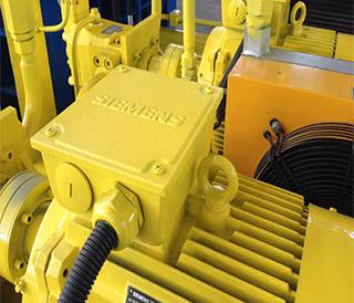 高配置液压系统
