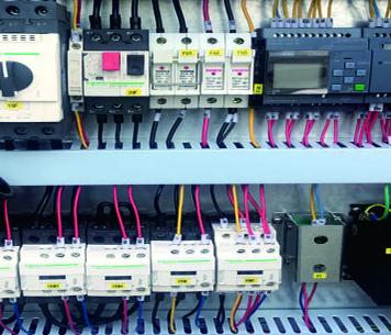 智能化电气系统