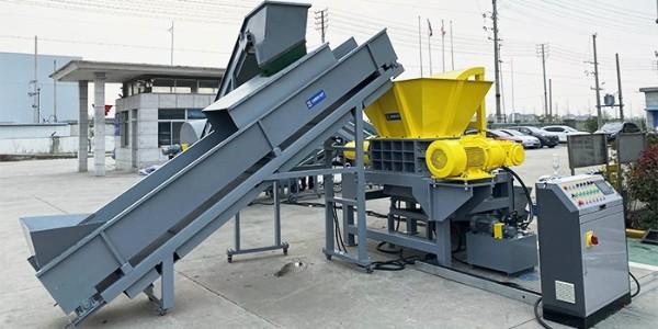 工业垃圾破碎机怎么用?工业垃圾破碎机操作流程分享