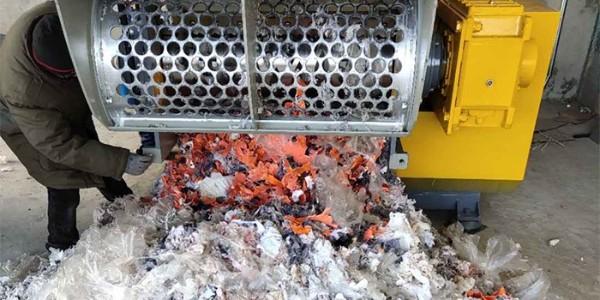 吨包袋撕碎机怎么选?吨包袋撕碎机你选对了吗?
