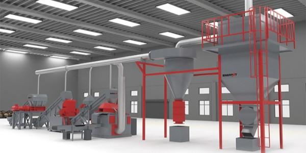 铜铝散热器回收价值高!铜铝散热器回收生产线为你助力