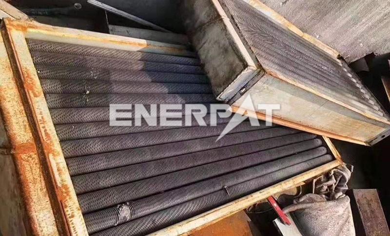 铜铝散热器处理线