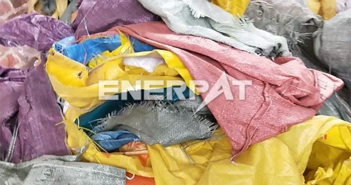 编织袋清洗造粒线