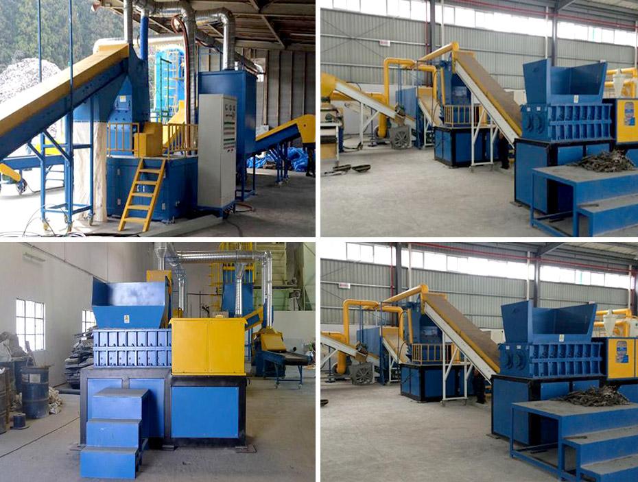 铜铝散热器回收生产线方案快照