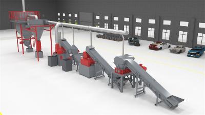 铜铝散热器资源化解决方案