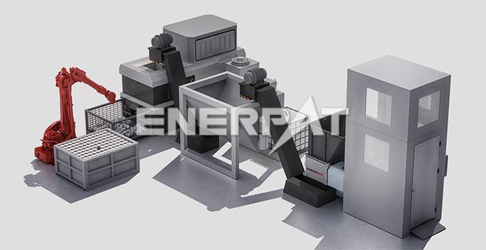 金属屑压块机