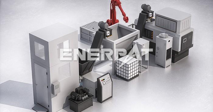 铝屑压块机