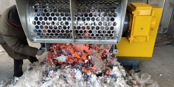 恩派特告诉你塑料撕碎机一个小时能处理多少吨?