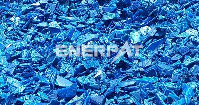 蓝桶破碎机