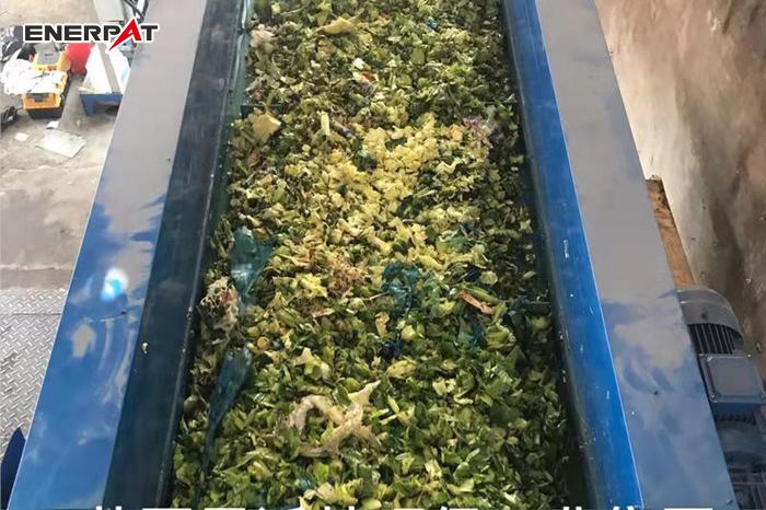 上海菜市场垃圾破碎机现场图3