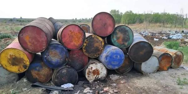 废油桶怎么处理?油桶撕碎机助力废油桶回收再利用