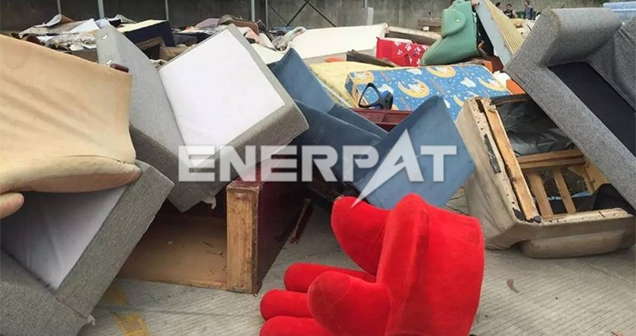 沙发撕碎机