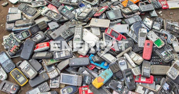电子垃圾撕碎机