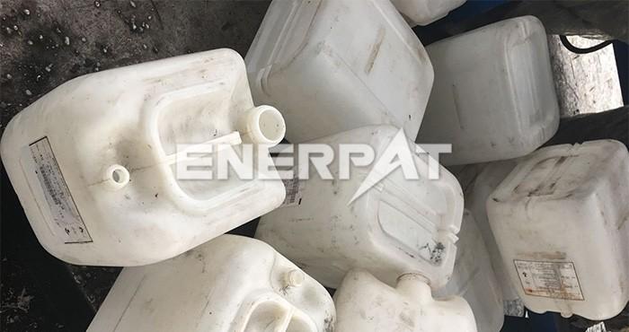 塑料桶撕碎机